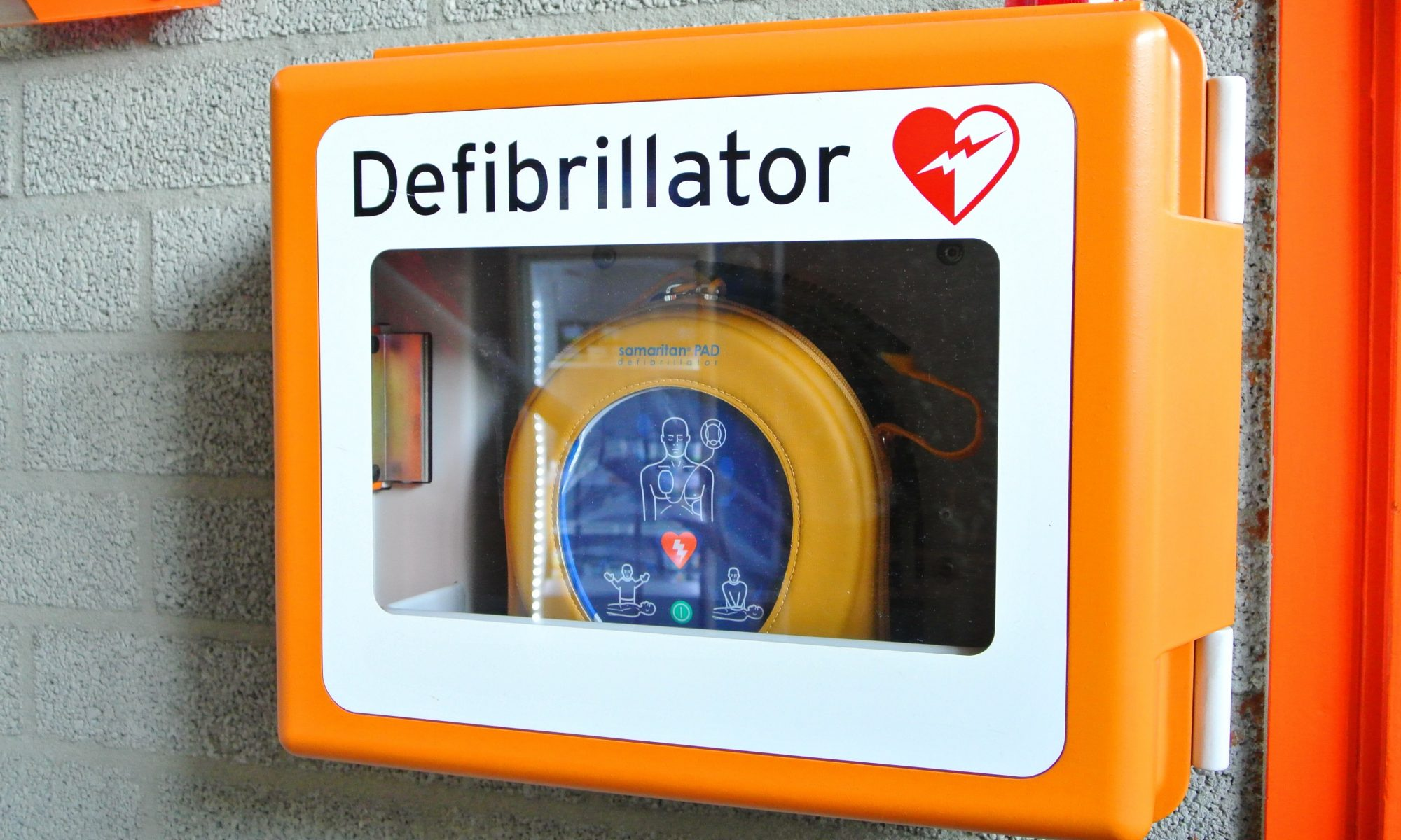 cpr aed instructor
